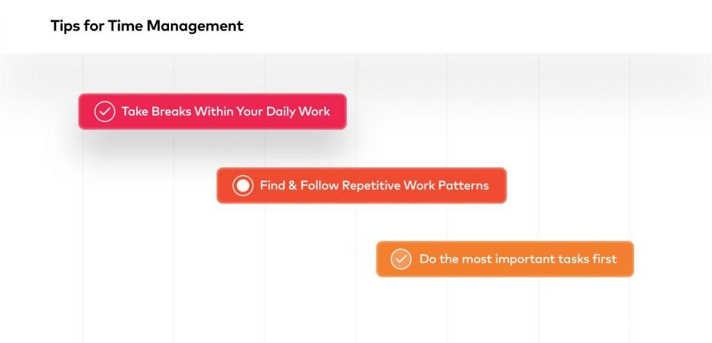 Time Management Tips for Startups